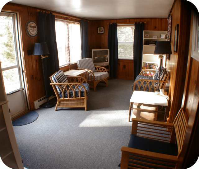 Cape Cod Accommodations, Bessies Cottage, Wellfleet